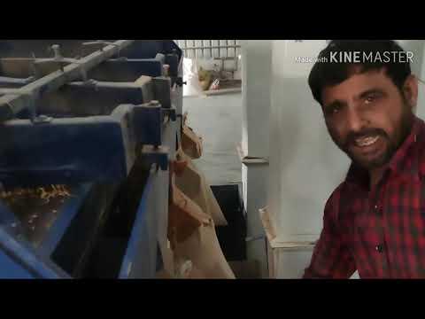 Automatic Wheat Flour Mill Machine