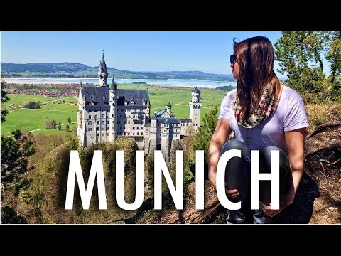 Munich Germany: Top 3 Things to Do!