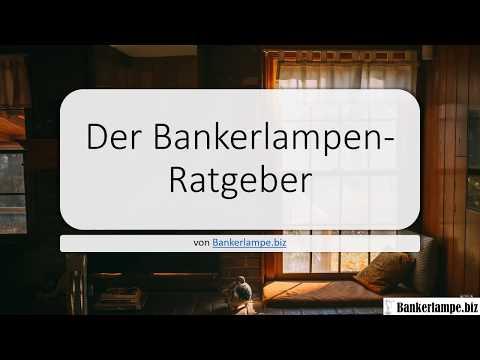 Der Bankerlampe.biz Ratgeber