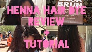 Lush Henna Hair Dye Review Caca Marron Free Online Videos Best
