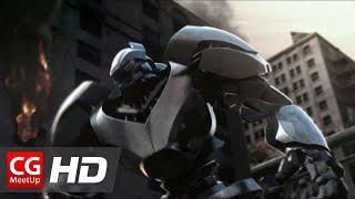 "CGI Sci-fi Short Film Trailer HD: ""TEOT Series Trailer"" by Eric"