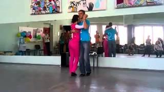 Malagor&Stel: Kizomba Musicality workshop