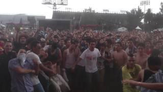 Dr Krapula - Gol de Mi Corazon - Vive Latino 2014