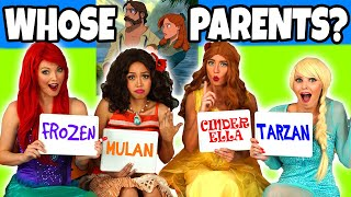 Guess the Disney Movie Parents. Can you Guess the Disney Character? Totally TV Parody.
