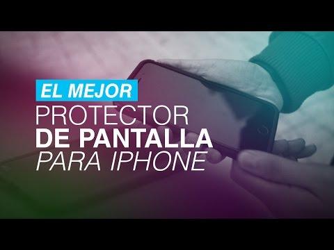 El mejor protector de pantalla para iPhone