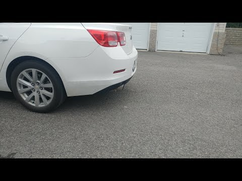 FORD FUSION 2 0 ECOBOOST CRACKLE TUNE - Remy RP - Video