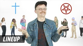 Ex Mormon Tries To Guess My Religion | Lineup | Cut