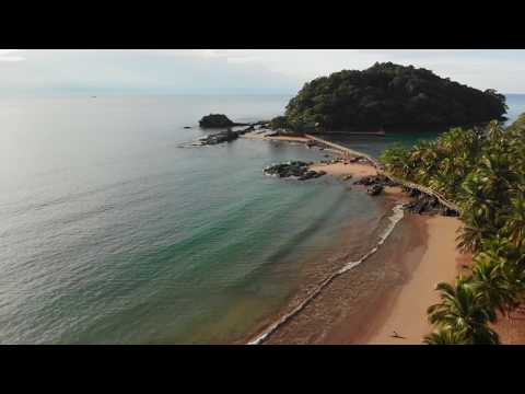 Preview video Principe island view
