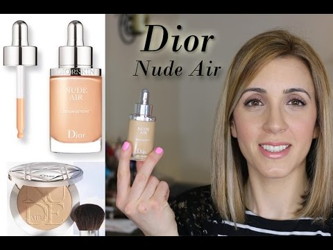 Diorskin Nude Skin-Glowing Foundation by Dior #8