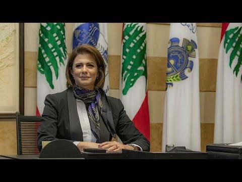 العرب اليوم - شاهد: ريا الحسن توضّح إستراتيجيتها لحفظ الأمن في لبنان