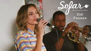 Zoë Fromer - In The Cold, Cold Night (White Stripes Cover) | Sofar Miami