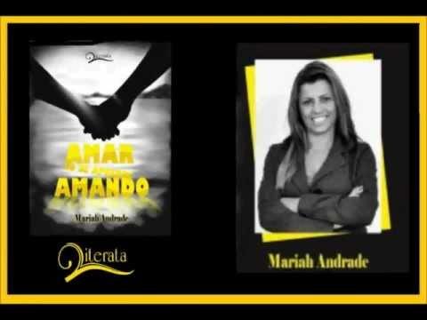 Amar só se aprende amando / Book trailer do Romance de Mariah Andrade