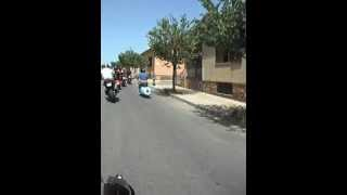 preview picture of video '1° Motoraduno Alberto e Sic insieme- Oschiri 08-07-12'