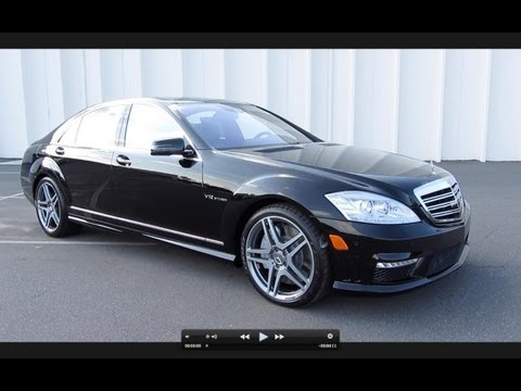 2012 Mercedes-Benz S65 AMG V12 Biturbo Review