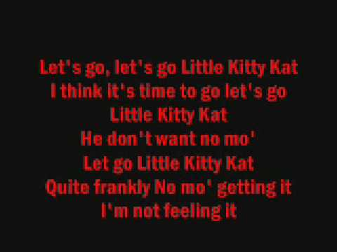 Kitty Kat Lyrics