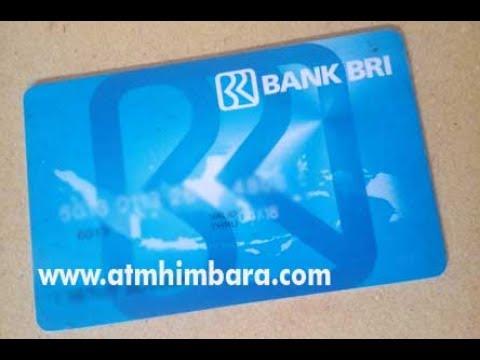 Cara blokir kartu ATM via Bri Mobile