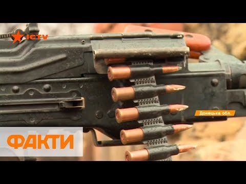 Палят из разных видов вооружения: враг под Марьинкой продолжает провокации