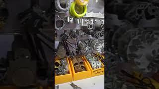 Сцепление металлическое бензо триммера 34 от компании Турлин888 - видео