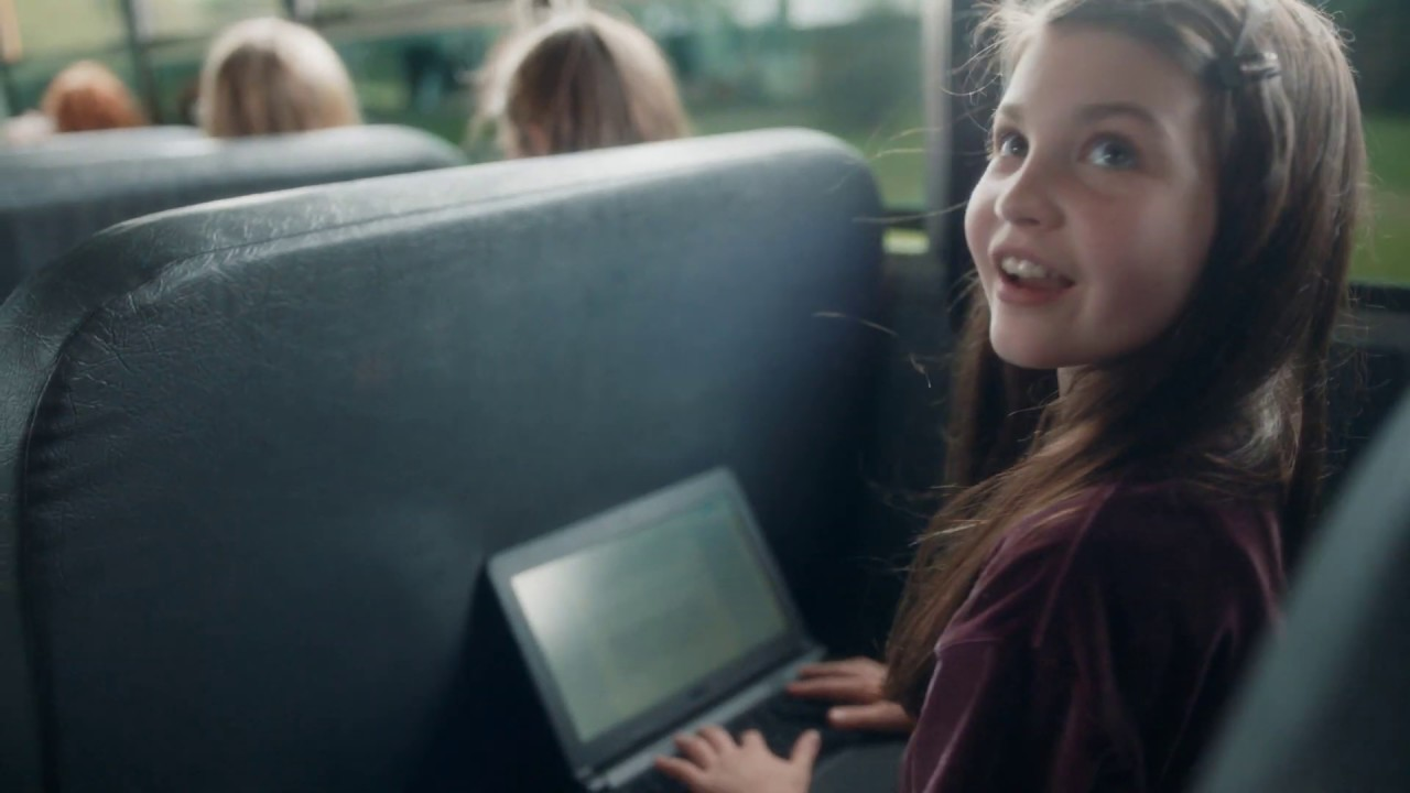 Rolling Study Halls is a program that powers buses with Wi-Fi, devices, and onboard educators to help thousands of students across the U.S. reclaim 1.5 million learning hours.