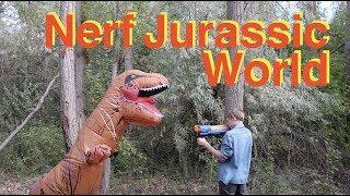 Nerf Jurassic World
