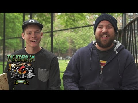 Interview with Jake Ilardi, Winner of The Boardr Am at New York City