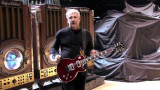 """Alex Lifeson Interview: His Complete Gear Setup For Rush's """"Time Machine Tour 2011"""""""