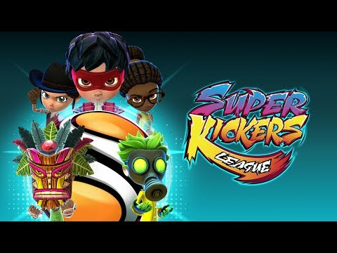 Super Kickers League - Reveal Trailer thumbnail