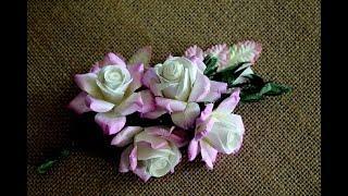 Hybrid Tea Rose Making By Archana Joshi (EK Success)