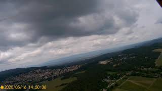 Hubsan H501SS drone Onepaa x2000 camera Aomway Diamond FPV antenna 300m alt flight