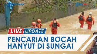Bocah Terseret Arus Sungai di Kota Ambon saat Hujan Lebat, Basarnas Perluas Pencarian hingga Pantai