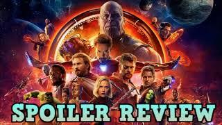 Avengers Infinity War SPOILERS REVIEW