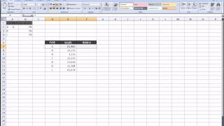 Excel - Match Function   (lesson #1)