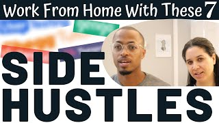 Side Hustles You Can Do From Bed | Make Money From Home NOW