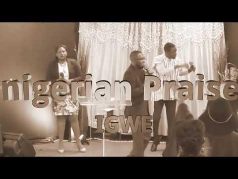 How to play nigerian praise on piano - IGWE , Nigerian Makossa piano Tutorial