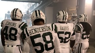 Behind The Scenes: Jets Stadium + Luxury Box #Jets #Jetup