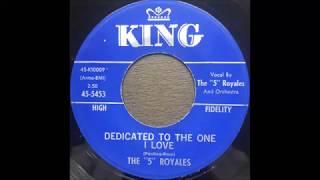 Gambar cover The 5 Royales -