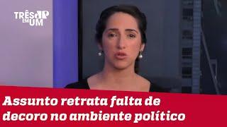 Bruna Torlay: Caso Joice Hasselmann tem exposição grosseira típica de Cidade Alerta