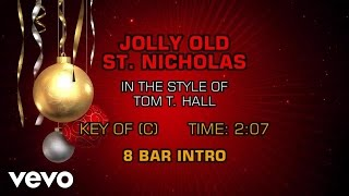 Tom T. Hall - Jolly Old St. Nicholas (Sing Together Christmas)