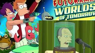 Futurama - O mau do século XX (parte 1)