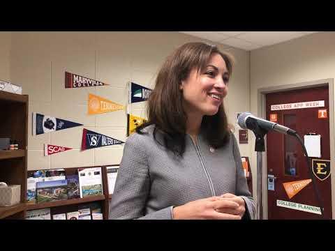 Video: Penny Schwinn speaks