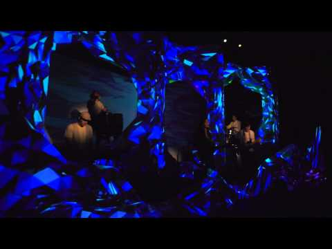 """Inside"" by Love in the Circus (3D Projection Mapping)"
