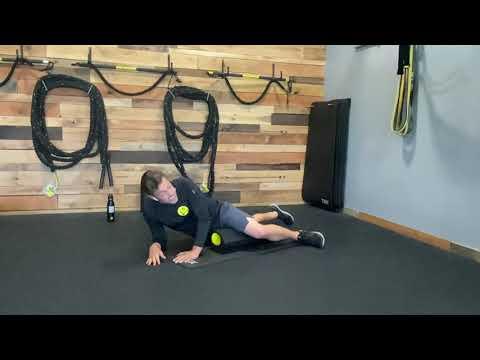 TRX Lower Body Recovery