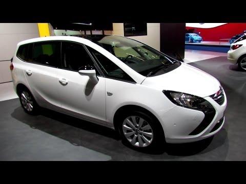Opel  Zafira Tourer Минивен класса M - рекламное видео 4