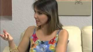 Entrevista sobre mau hálito no programa Mulher.com
