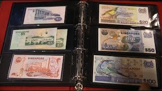Singapore's currency turns 50 years old this year