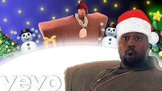 Kanye West & Lil Pump   I Love It But It's The Most Popular CHRISTMAS SONG