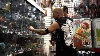 Misfits Go shopping at Toy Tokyo