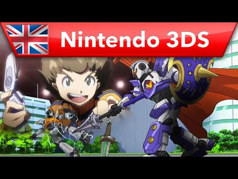 LBX Little Battlers Experience (3DS)