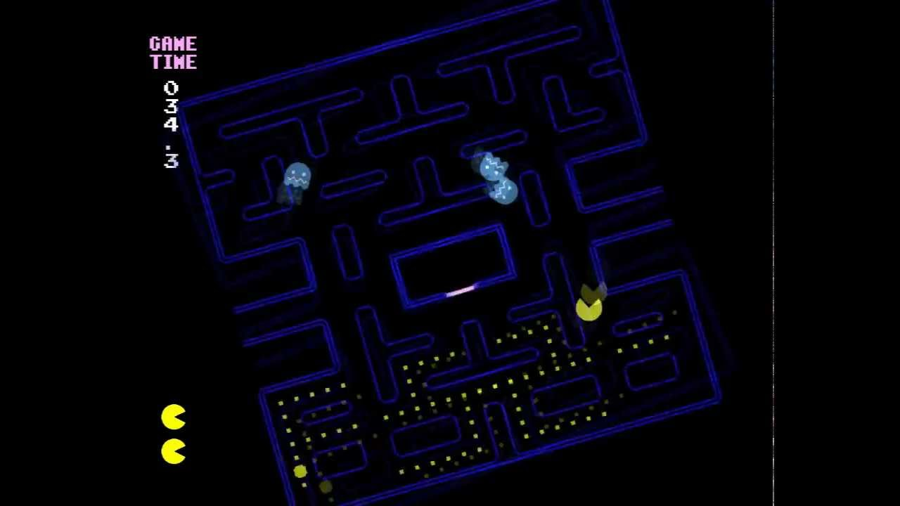 Gravity-Controlled Pac-Man Must Come To My Phone ASAP