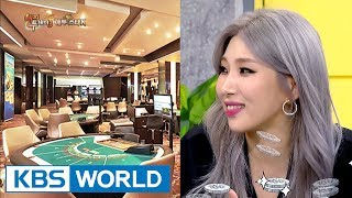 Giant Pink went to a casino to get money from her dad? [Happy Together / 2017.07.13]